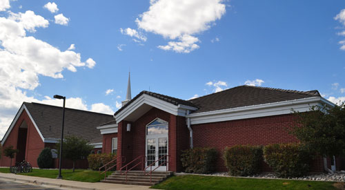 Small photo of Church of Latter Day Saints Lonetree Ward in Colorado