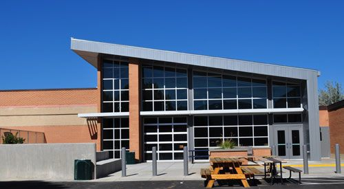 Small photo of Arapahoe High School in Colorado