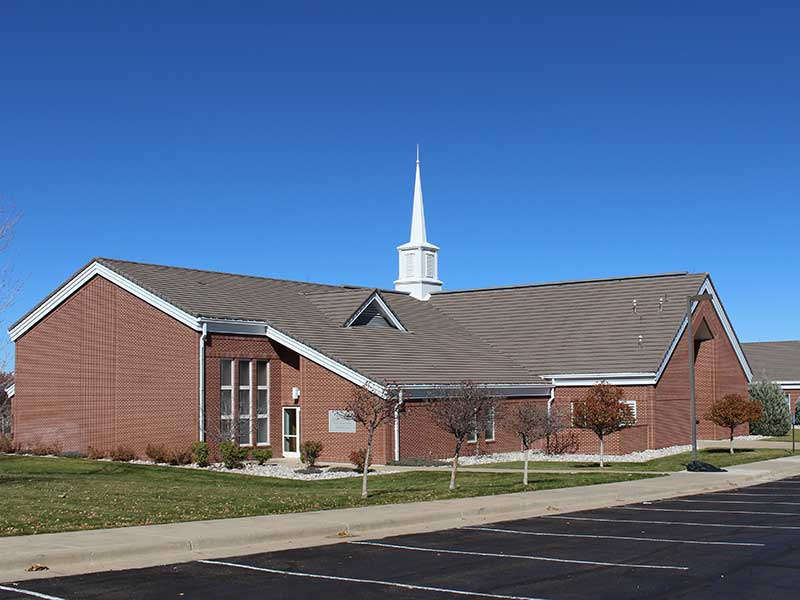 Photo of Church of Latter Day Saints Lonetree Ward in Colorado